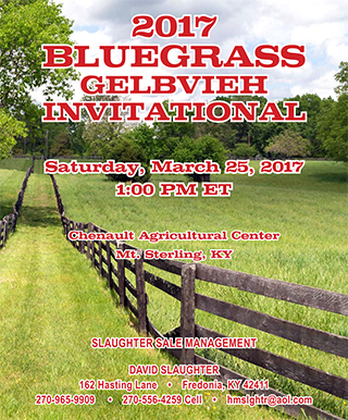 2017 Spring Bluegrass Invitational for WEB-1