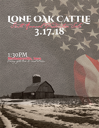 Lone Oak 2018 Sale Catalog-1
