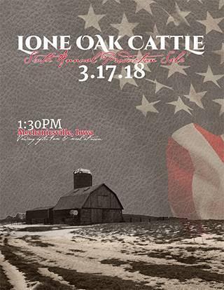 Lone Oak 2018 Sale Catalog-1